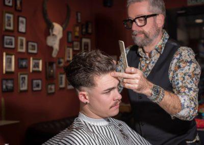 Курс обучения для действующих парикмахеров «Барбер»